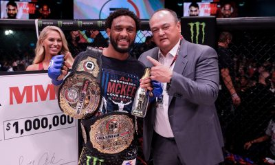 USA TODAY Sports/MMA Junkie rankings, Aug. 3: A.J. McKee new No. 1 featherweight