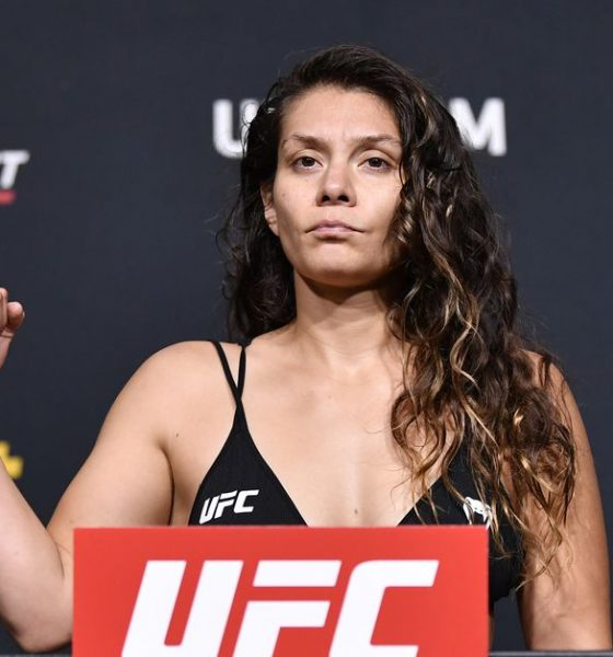 Dana White reacts to Nicco Montano's latest fight cancellation: 'This might not be the sport for her'